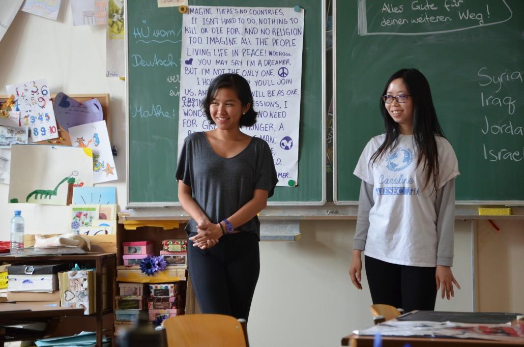 Teaching in Austria